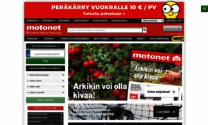 Motonet.fi thumbnail