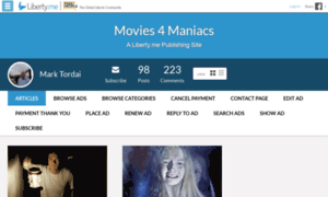 Movies4maniacs.liberty.me thumbnail