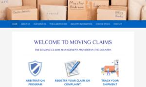movingclaims.net -