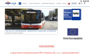 Mpk.radom.pl thumbnail