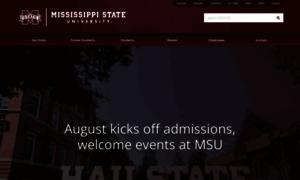 Msstate.edu thumbnail