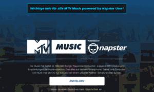 Mtvmusic.de thumbnail