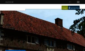Muenster.de thumbnail