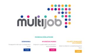Multijob.hu thumbnail