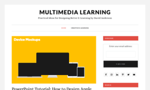 Multimedialearning.com thumbnail