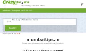 Mumbaitips.in thumbnail