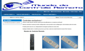 Mundodocontroleremoto.com.br thumbnail