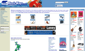 Musicways.co.nz thumbnail