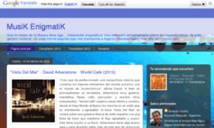 Musikenigmatik.blogspot.mx thumbnail