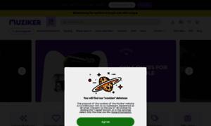 Muziker.com thumbnail