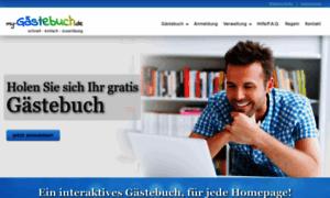 My-gaestebuch.de thumbnail