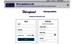 My Dairyland Insurance (My.dairylandinsurance.com) - Make ...