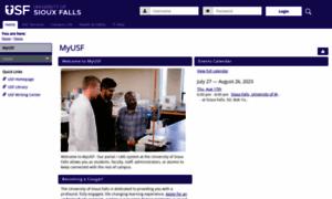 My.usiouxfalls.edu thumbnail