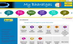 Mybharatgas.in thumbnail