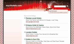 Myclhotels.com thumbnail