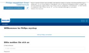 philips shop kaufen sie ihre philips produkte on. Black Bedroom Furniture Sets. Home Design Ideas