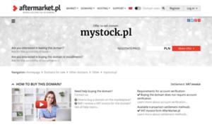 Mystock.pl thumbnail