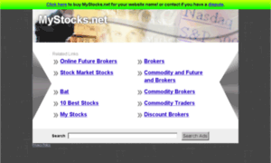 Mystocks.net thumbnail