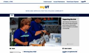 Myut.utoledo.edu thumbnail