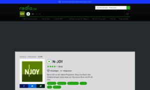 N-joy.radio.de thumbnail