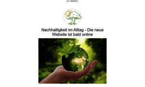 Nachhaltigkeit-im-alltag.de thumbnail