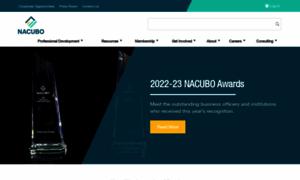Nacubo.org thumbnail