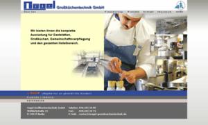 Nagel-grosskuechentechnik.de thumbnail
