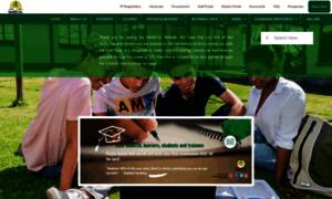Namcol.edu.na thumbnail