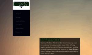 Napescogroup.net thumbnail
