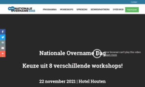 Nationaleovernamedag.nl thumbnail