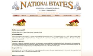Nationalestates.co.uk thumbnail