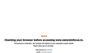 Natureinfocus.in thumbnail