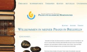 Naturheilpraxispietsch.net thumbnail