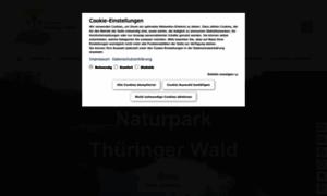 Naturpark-thueringer-wald.de thumbnail
