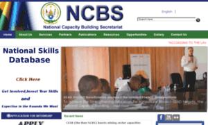 Ncbs.gov.rw thumbnail