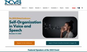 Ncvs.org thumbnail