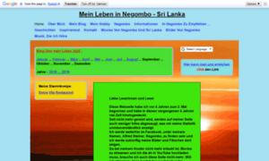 Negombo.org thumbnail