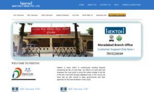 Nekton.co.in thumbnail