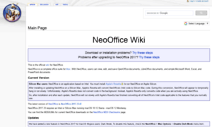 Neowiki.neooffice.org thumbnail