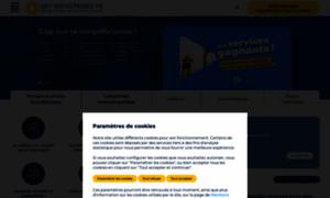 Net-entreprises.fr thumbnail