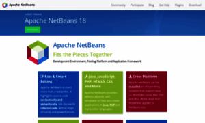 Netbeans.org thumbnail