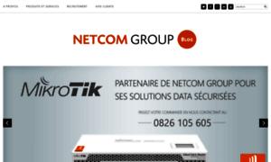 Netcomgroup-blog.fr thumbnail