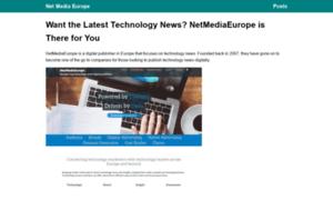 Netmediaeurope.co.uk thumbnail