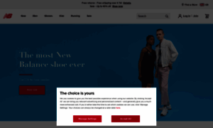 Newbalance.co.uk thumbnail
