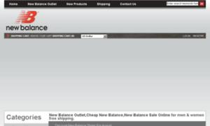 newbalancesale.co
