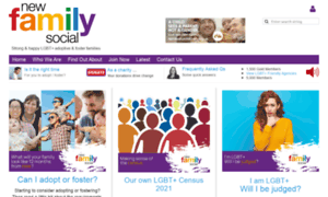 Newfamilysocial.org.uk thumbnail