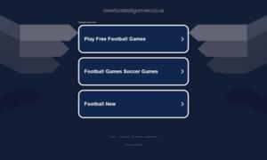 Newfootballgames.co.uk thumbnail
