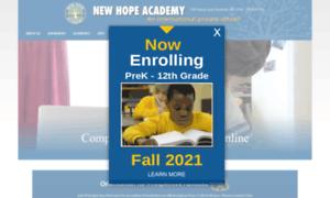Newhopeacademy.org thumbnail
