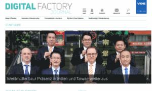Newinstall.digitalfactoryjournal.de thumbnail