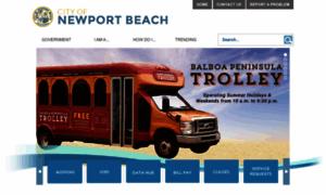 Newportbeachca.gov thumbnail